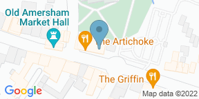 Google Map for Gilbey's Old Amersham