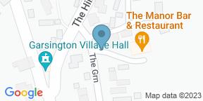 Google Map for The Manor Bar Garsington