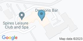 Google Map for Deacons Bar, Lounge & Restaurant