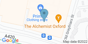 Google Map for Dirty Bones Oxford