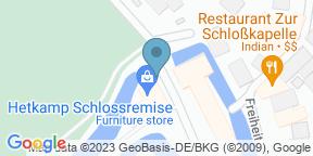 Google Map for Mahl & Meute