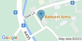 Google Map for Bathurst Arms