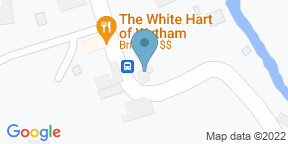 Google Map for The White Hart of Wytham