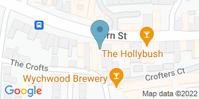Google Map for Chequers Brasserie