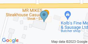 MR MIKES - OldsのGoogle マップ