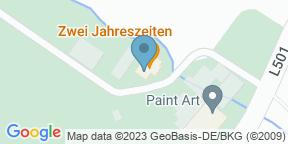 Zwei Jahreszeiten auf Google Maps
