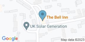 Google Map for The Bell Inn