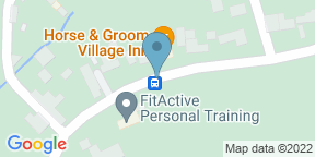 Google Map for The Horse and Groom Inn