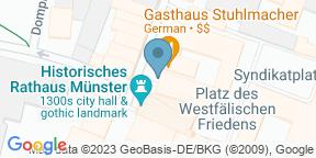 Google Map for Ratskeller der goldene Hahn
