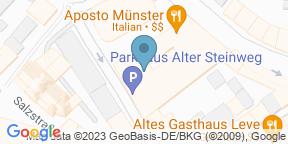 Google Map for Besitos Münster