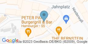Google Map for Klötzer's