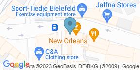 Google Map for Nokta Restaurant