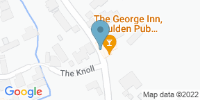 Google Map for The George Inn