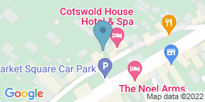 Google Map for Afternoon Tea at Fig Restaurant
