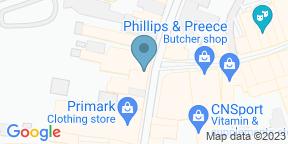 Google Map for The Imperial Inn Hereford Classic Inns