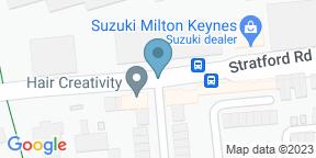 Google Map for Murati's Pizzeria (Wolverton Restaurant)