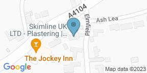Google Map for The Jockey Inn