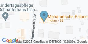 Maharadscha Palace auf Google Maps