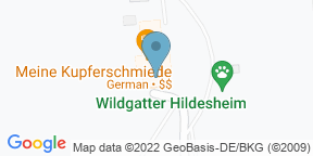 Google Map for Kupferschmiede