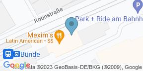 Google Map for Mexim's Estacion