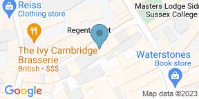 Google Map for Bill's Restaurant & Bar - Cambridge