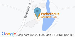 Google Map for Restaurant Weberhaus