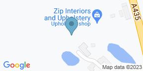 Google Map for The Throckmorton