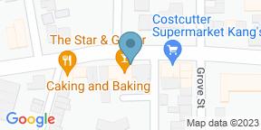 Google Map for Star & Garter