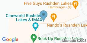 Google Map for Chi Rushden