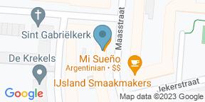 Google Map for Mi Sueño