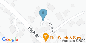 Google Map for The Witch & Sow