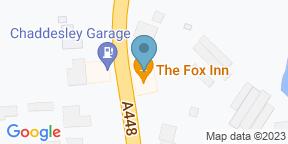 Google Map for Fox Inn