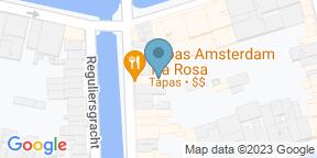 Google Map for Tapas Tia Rosa Amsterdam