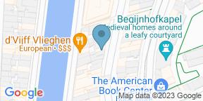 Google Map for Sagardi Amsterdam