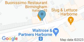 Google Map for Buonissimo Restaurant