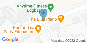 Google Map for Blue Piano