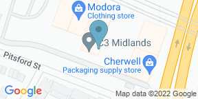 Google Map for 202 Kitchen