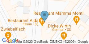 AIDA Ristorante auf Google Maps