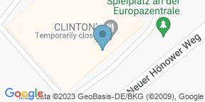 CLINTON´s Restaurant auf Google Maps