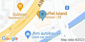 Google Map for Buffet Island