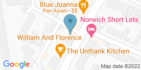 Google Map for The William & Florence