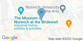 Google Map for Bishop's Dining Room & Wine Bar