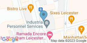 Google Map for Orton's Brasserie