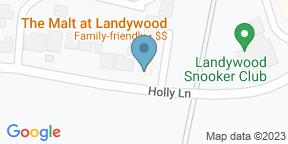 Google Map for The Malt at Landywood