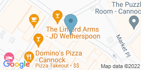 Google Map for JK's Bar and Grill