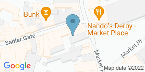 Google Map for The Hideout