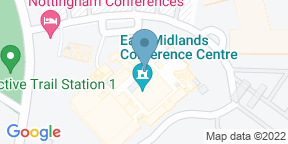 Google Map for Bramleys Brasserie at The Orchard hotel