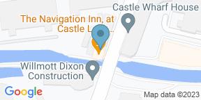 Google Map for Navigation Inn