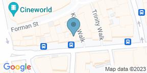 Google Map for Paris Nottingham