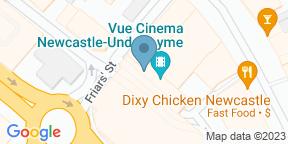 Google Map for Bar Social